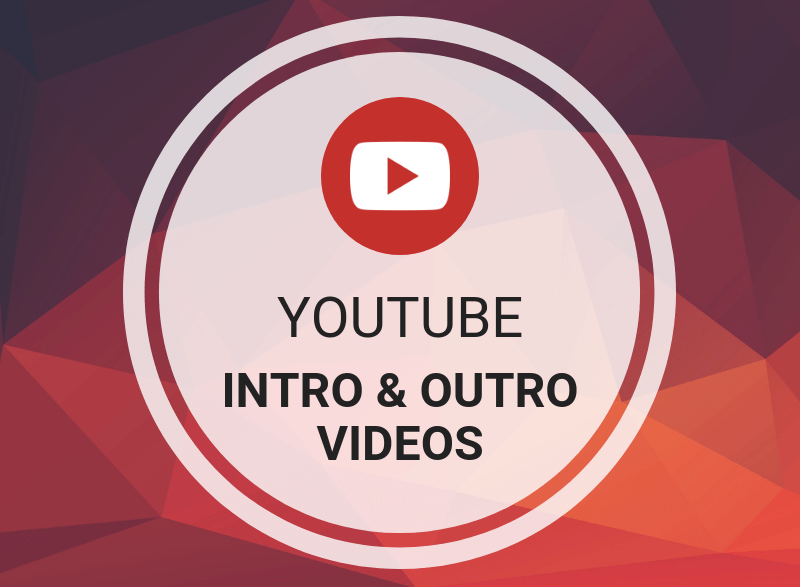 cara membuat intro outro youtube