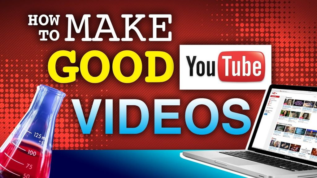 cara membuat video youtube tanpa repot