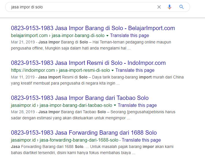 jasa impor 1