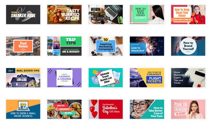 jasa pembuatan desain thumbnail youtube